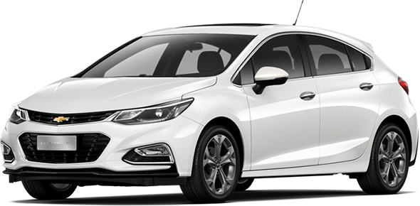 Chevrolet Cruze 5 - Tu Hatchback Color Blanco