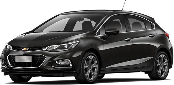 Chevrolet Cruze 5 - Tu Hatchback Color Negro