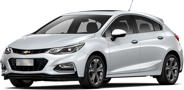 Chevrolet Cruze 5 - Tu Hatchback Color Plata