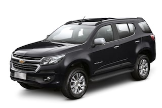 Chevrolet Trailblazer - Tu Camioneta 4x4 Color Negro