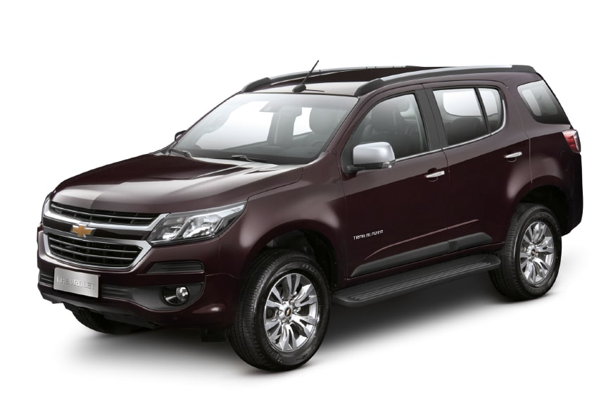 Chevrolet Trailblazer - Tu Camioneta 4x4 Color Vino