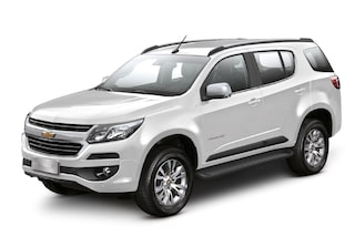 Chevrolet Trailblazer - Tu Camioneta 4x4 Color Plata