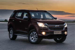 Chevrolet Trailblazer - Performance de tu Camioneta 4x4
