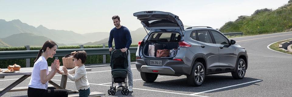 Chevrolet Nueva Tracker - Seguridad de tu SUV