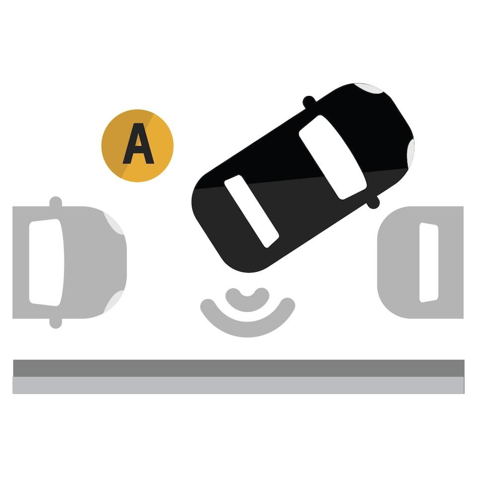 Chevrolet - Asistente de Estacionamiento