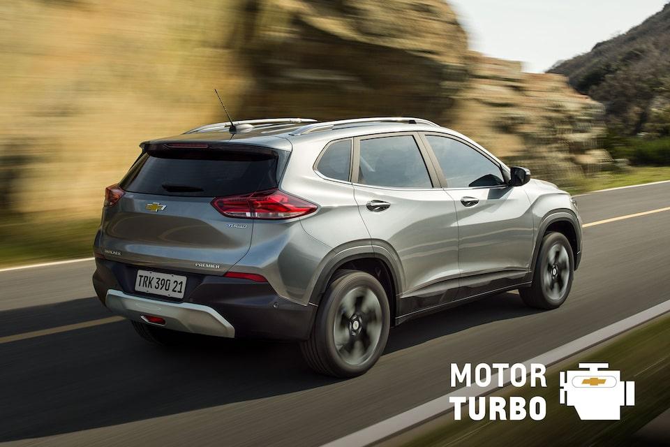 Chevrolet Nueva Tracker - Rendimiento de tu SUV
