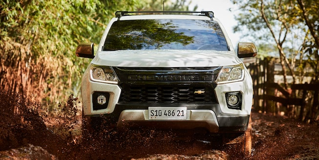 Chevrolet High Country - Exterior de tu Camioneta 4x4