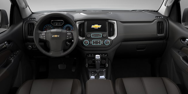 Chevrolet High Country - Interiorde tu Camioneta 4x4
