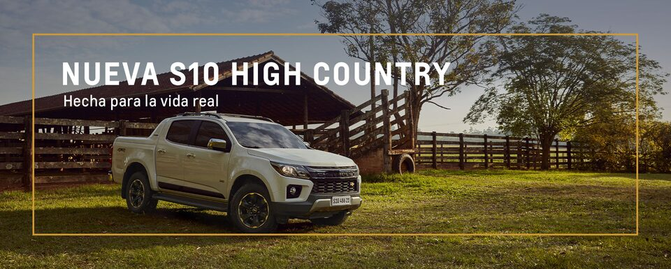 Chevrolet High Country - Camioneta 4x4