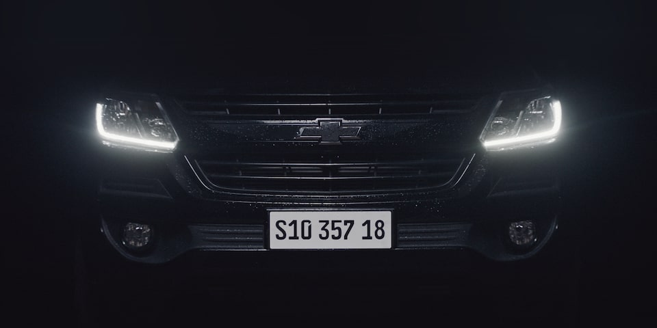 Chevrolet S10 Midnight - Faros de tu 4x4