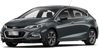 Chevrolet Cruze 5 - Tu Hatchback Color Plomo