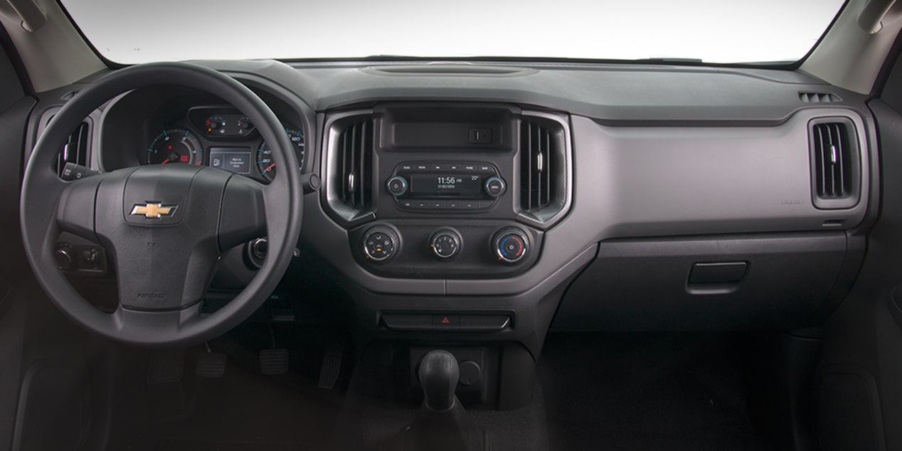 Chevrolet S10 Cabina Simple - Tecnologia de tu Pick Up